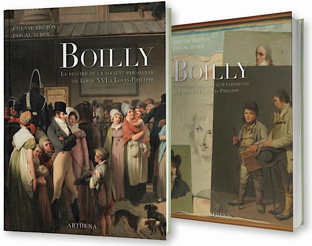 Louis-Léopold Boilly : peintre de la société parisienne de Louis XVI à Louis-Philippe 78569510