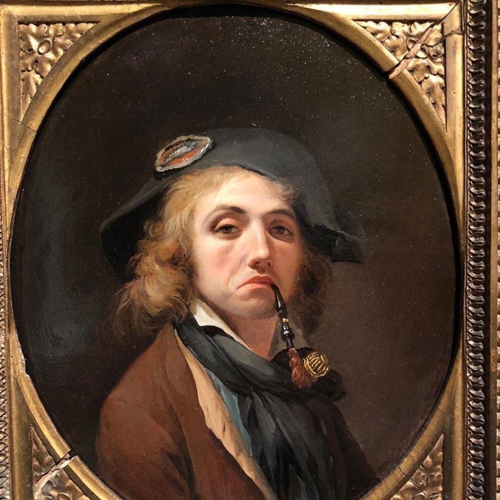 Louis-Léopold Boilly : peintre de la société parisienne de Louis XVI à Louis-Philippe 79376410