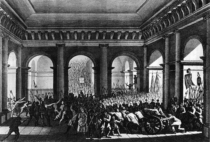 20 juin 1792 - La journée du 20 juin 1792  800px-13