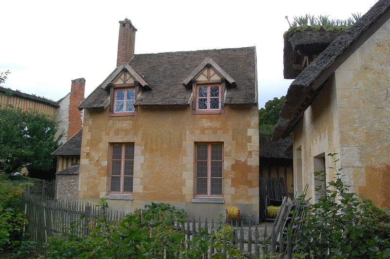 réchauffoir - Le Réchauffoir au Hameau du Petit Trianon 800px-19