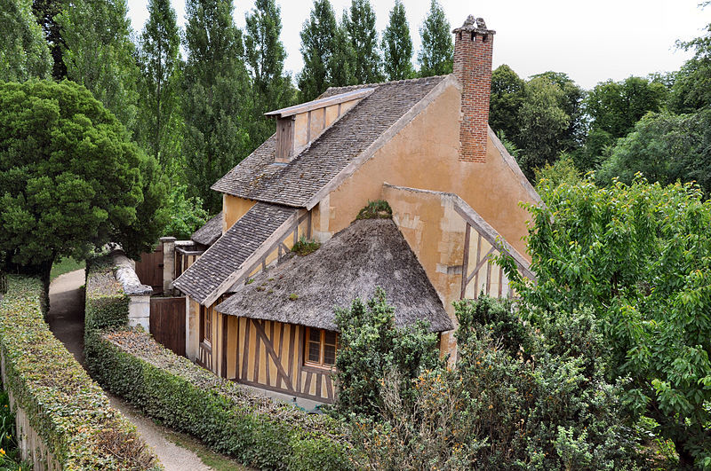 réchauffoir - Le Réchauffoir au Hameau du Petit Trianon 800px-20