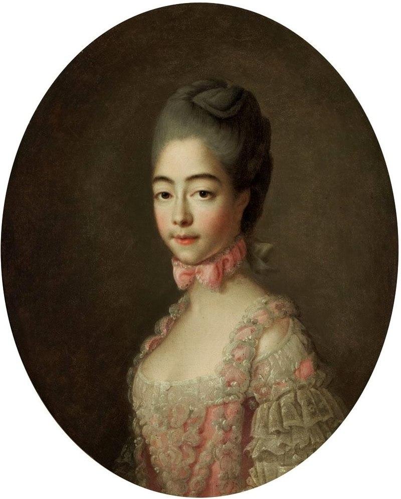 Marie-Joséphine de Savoie, comtesse de Provence - Page 8 800px-75
