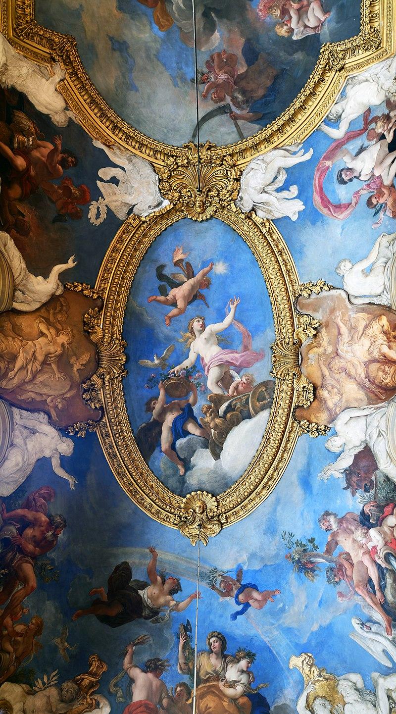 Le Palais royal de Turin (Palazzo Reale di Torino) 800px-76
