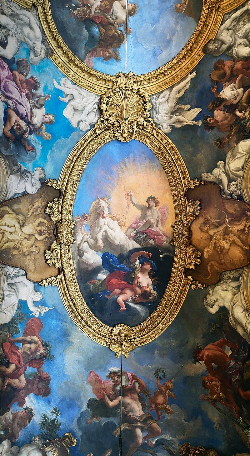 Le Palais royal de Turin (Palazzo Reale di Torino) 800px-77