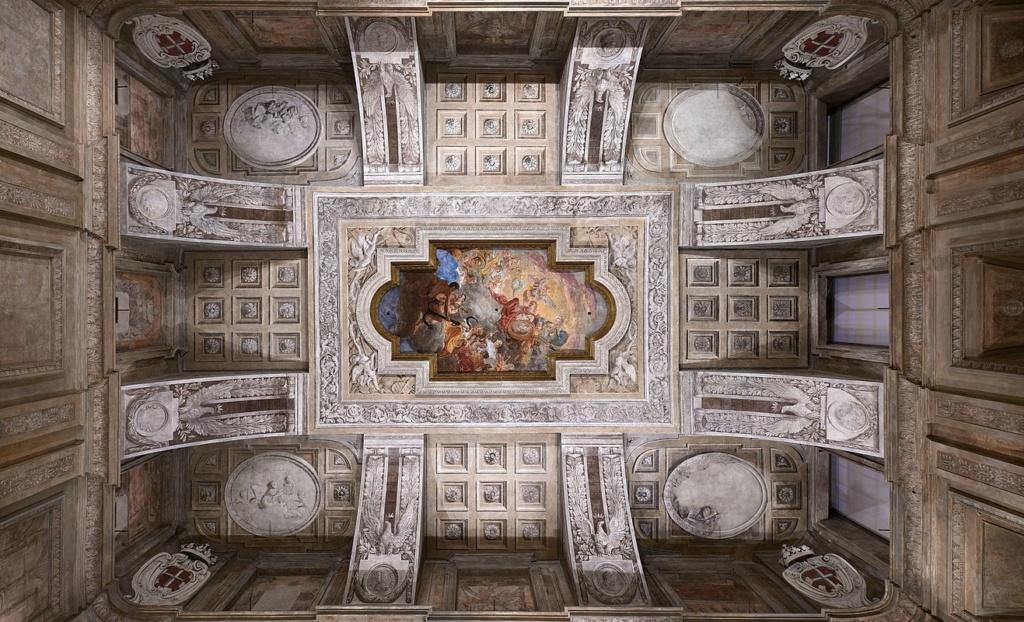 Le Palais Madame à Turin (Palazzo Madama, Torino) 800px-78