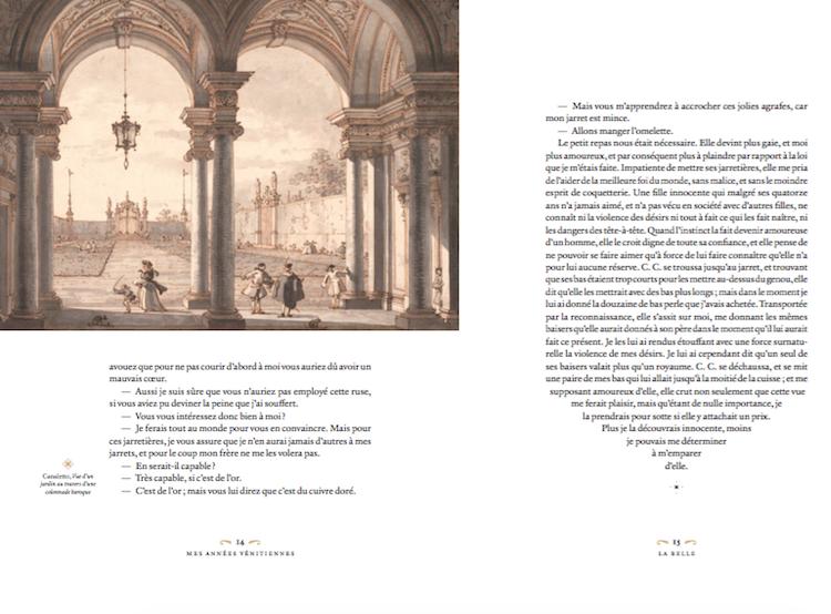 Casanova. Anthologie réunie et présentée par Michel Delon 810