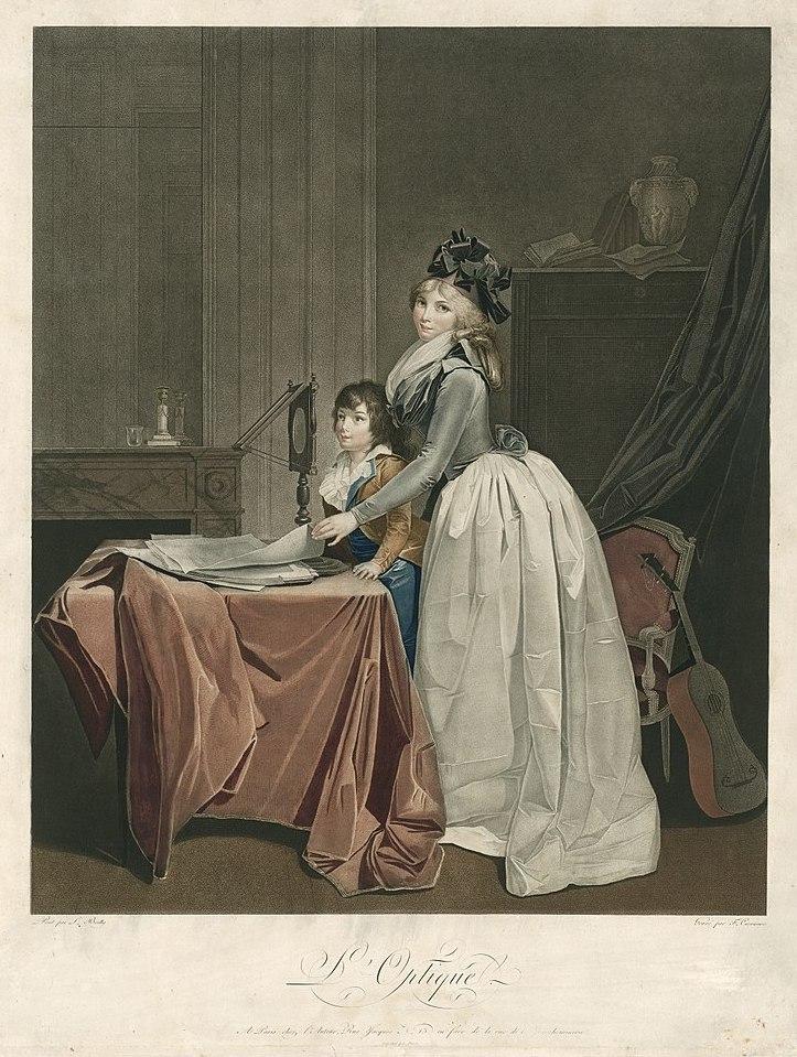 Louis-Léopold Boilly : peintre de la société parisienne de Louis XVI à Louis-Philippe 818px-10