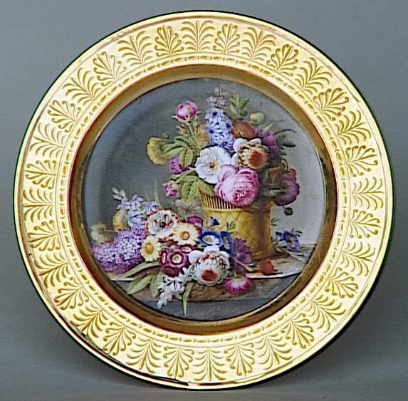 La peinture des fleurs : Sophie de Fuligny-Damas, marquise de Grollier 87-00510