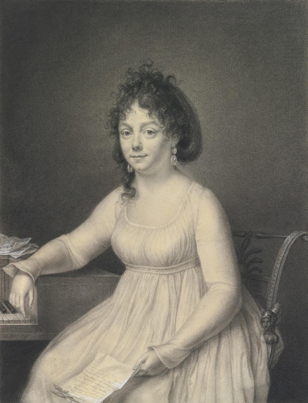 Jean-Baptiste-Jacques Augustin, peintre miniaturiste 882n0810