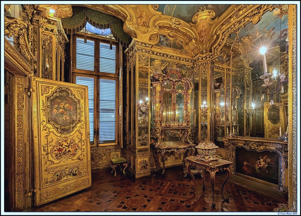 Le Palais royal de Turin (Palazzo Reale di Torino) 8a_gab10