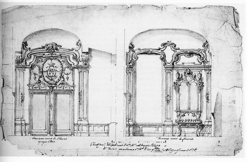 Le Palais royal de Turin (Palazzo Reale di Torino) 8b_fil10