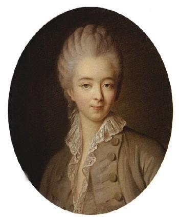 Portraits de Madame du Barry par François-Hubert Drouais - Page 3 8c364f10