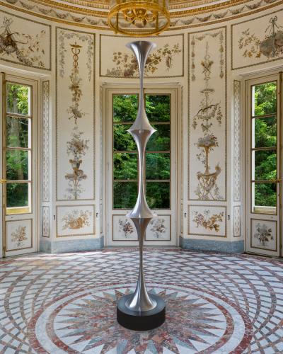 Art contemporain à Versailles : Hiroshi Sugimoto au domaine de Trianon  91409810