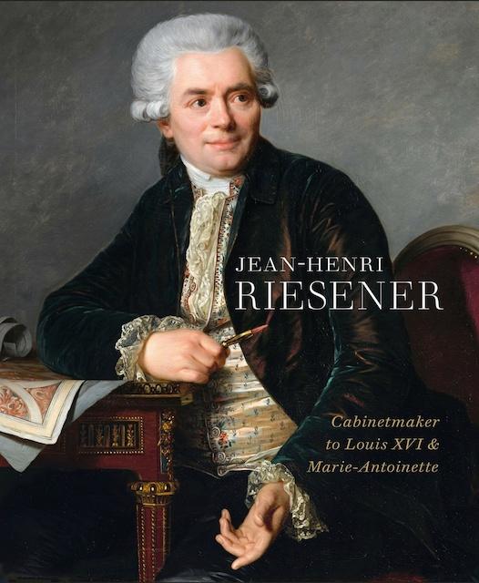 Jean-Henri Riesener, célèbre ébéniste du XVIIIe siècle - Page 2 91vjrs11