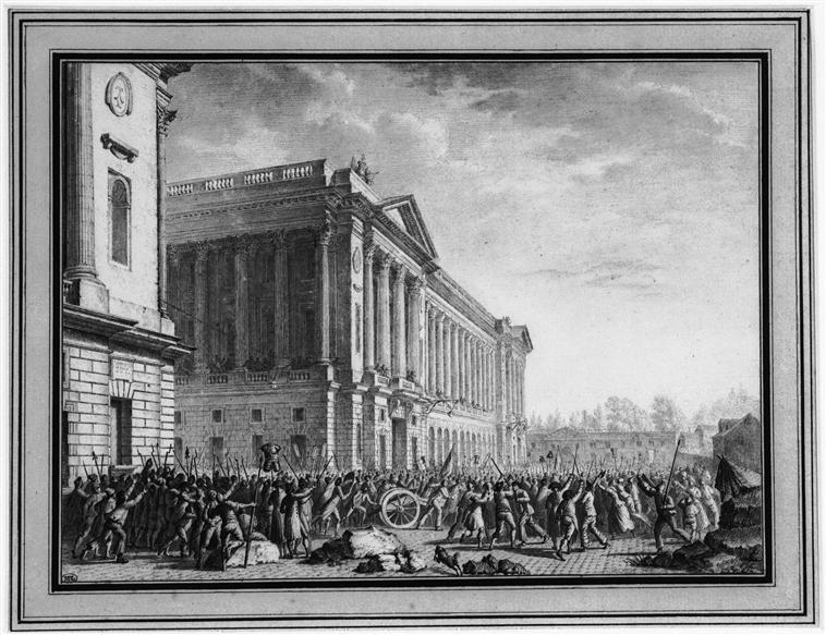 Jean-Louis Prieur (1759-1795) 93-00613