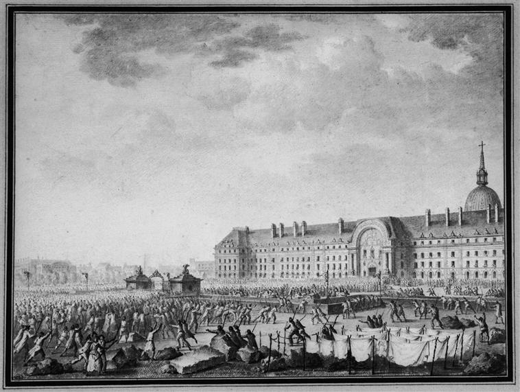 Jean-Louis Prieur (1759-1795) 93-00617