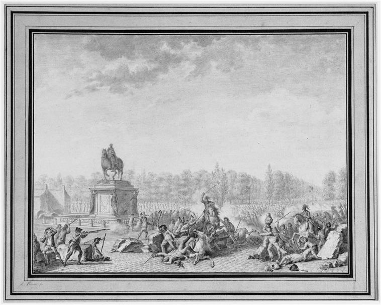 Jean-Louis Prieur (1759-1795) 93-00619
