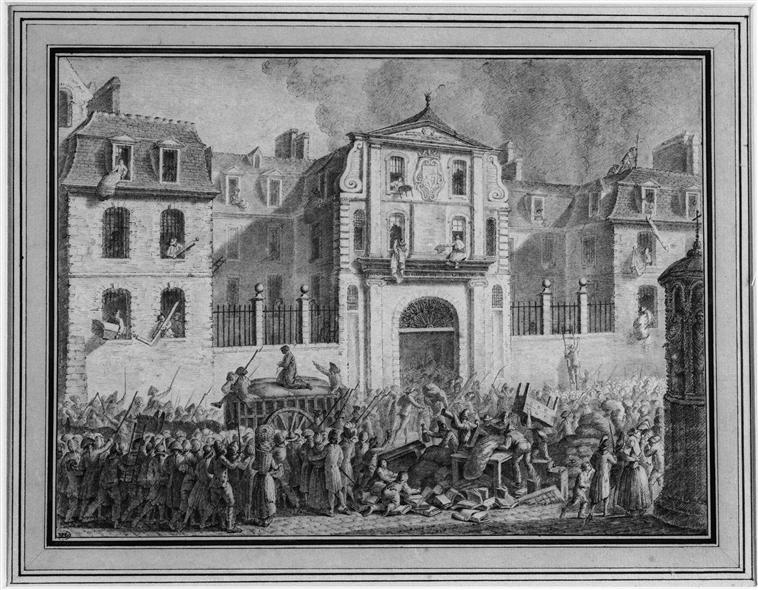 Jean-Louis Prieur (1759-1795) 93-00621
