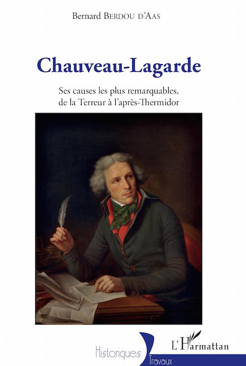 Biographie : Chauveau-Lagarde. De Bernard Berdou d'Aas  97823412