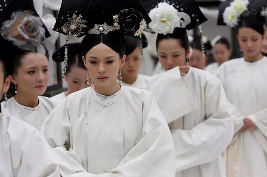 Série : The Legend of Zhen Huan (Empresses in the Palace), les atours de l'aristocratie chinoise au XVIIIe siècle 97e25910