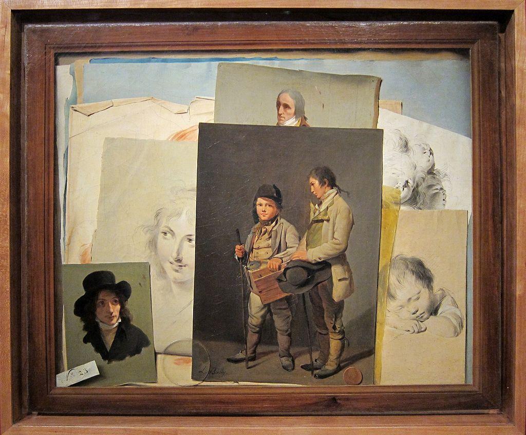 Louis-Léopold Boilly : peintre de la société parisienne de Louis XVI à Louis-Philippe A0e7ca10