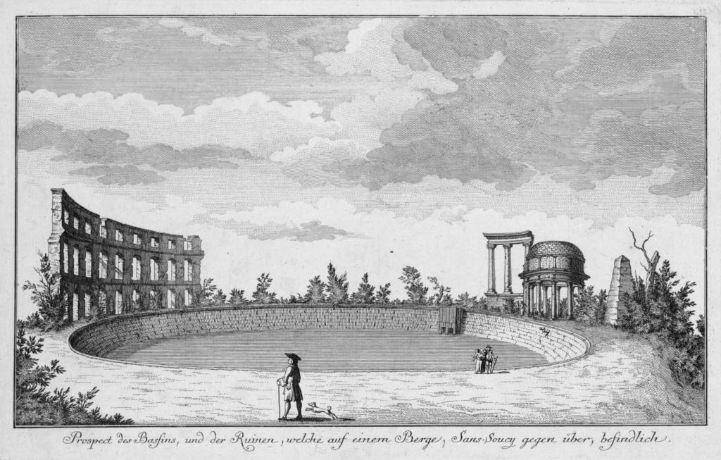 Le palais et le parc de Sans-souci, ou Sanssouci, à Potsdam  Abb_3510
