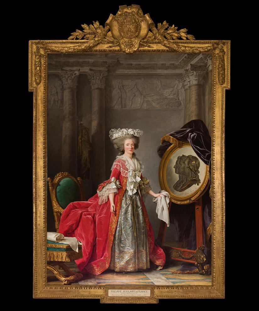 Marie-Adélaïde de France, dite Madame Adélaïde - Page 2 Adelai11