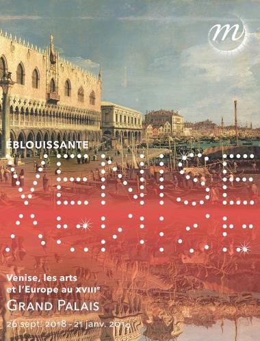 Venise - Exposition : Eblouissante Venise ! Au Grand Palais (Paris) Affich10
