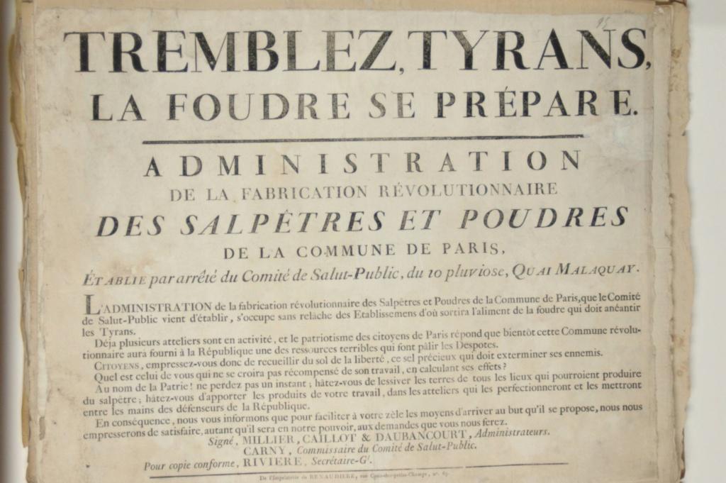 Exposition à l'Assemblée nationale : La Révolution s'affiche Affich12