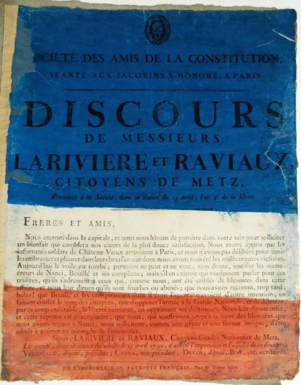Exposition à l'Assemblée nationale : La Révolution s'affiche Affich13