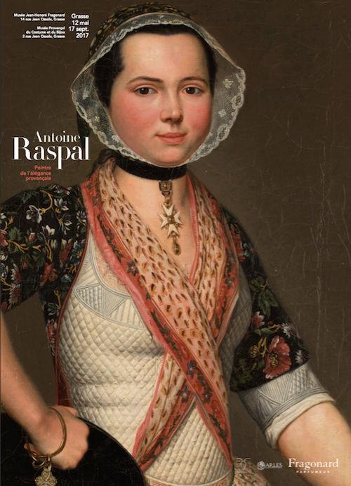 """Exposition """" L'art de vivre en Provence au temps de Fragonard """". Musée provençal du costume et du bijou (Grasse) Affich20"""