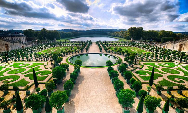 Hôtellerie de luxe et restaurant de haute gastronomie à Versailles : L'Hôtel du Grand Contrôle Airell10