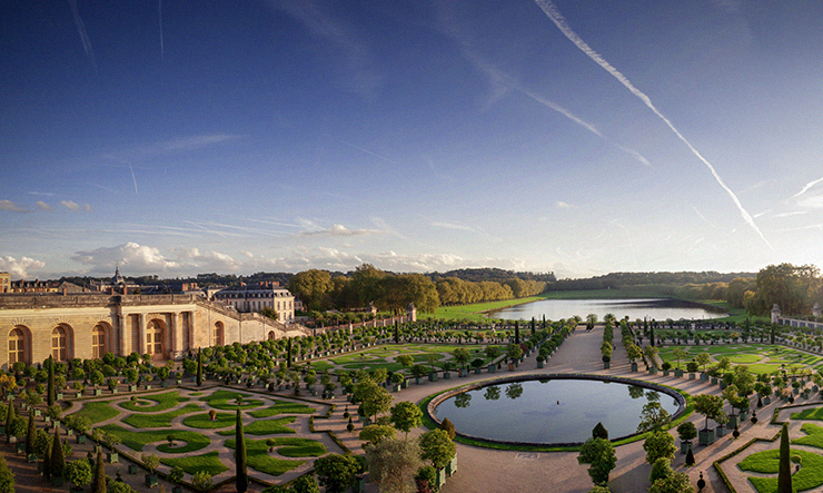 Hôtellerie de luxe et restaurant de haute gastronomie à Versailles : L'Hôtel du Grand Contrôle Airell13