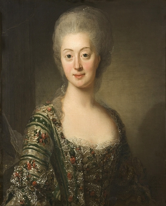 Le roi Gustave III  de Suède Alexan13