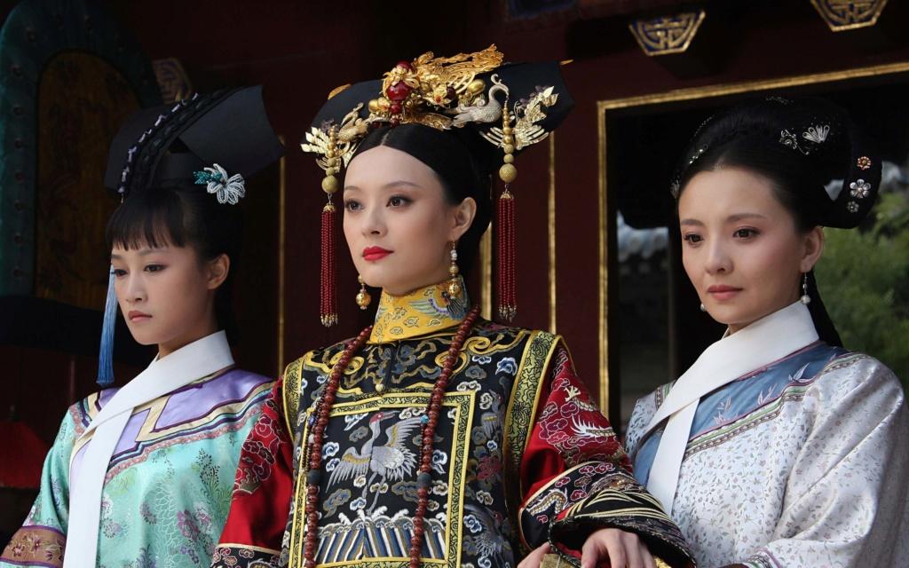 Série : The Legend of Zhen Huan (Empresses in the Palace), les atours de l'aristocratie chinoise au XVIIIe siècle Amazon10