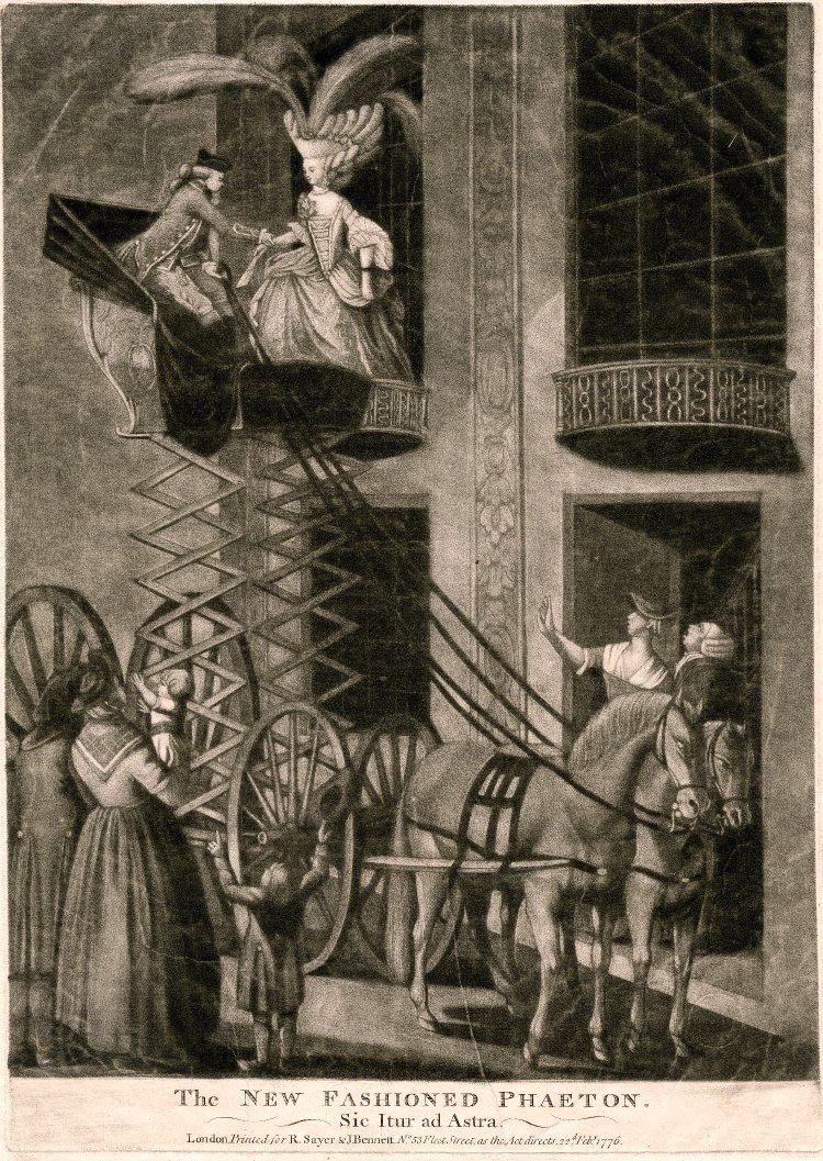 Les véhicules du XVIIIe siècle : carrosses, berlines, calèches, landaus, cabriolets etc. - Page 2 An001412
