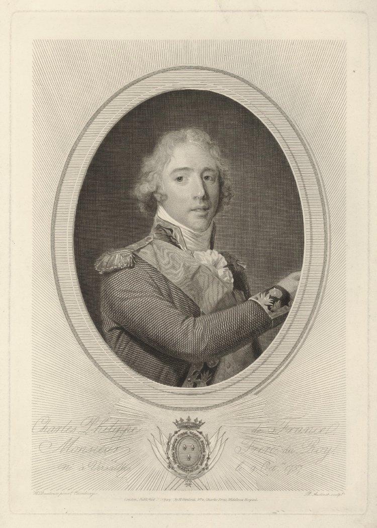 Le comte Charles-Philippe d'Artois, futur Charles X - Page 5 An013812