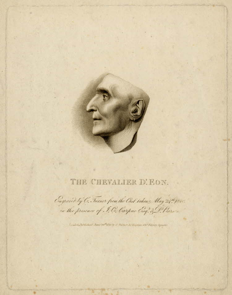 Charles d'Éon de Beaumont, dit le chevalier d'Éon - Page 3 An161310