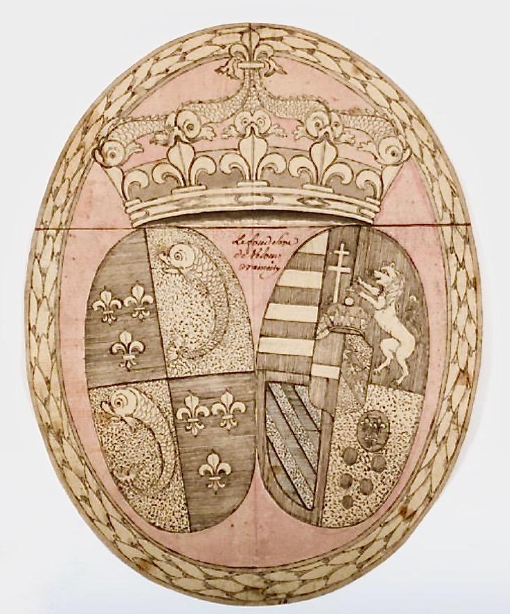 Généalogie, Héraldique, Armoiries, et Blasons de Marie-Antoinette - Page 2 Armes_13