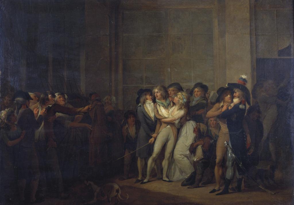 Louis-Léopold Boilly : peintre de la société parisienne de Louis XVI à Louis-Philippe Arrest10