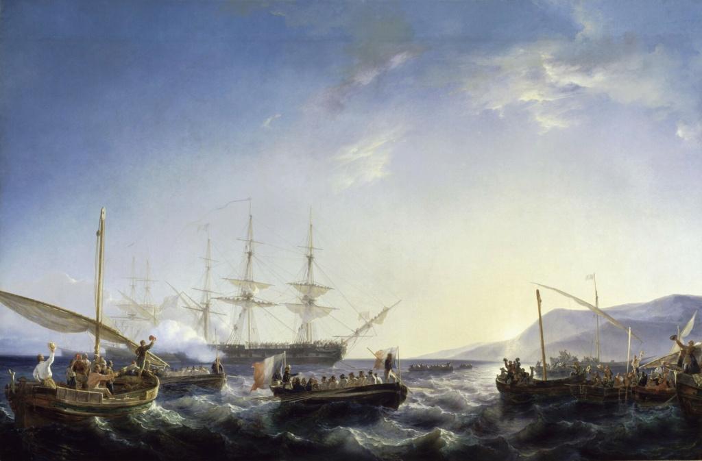 Bonaparte et la campagne d'Egypte (1798 - 1801) - Page 2 Arrive10