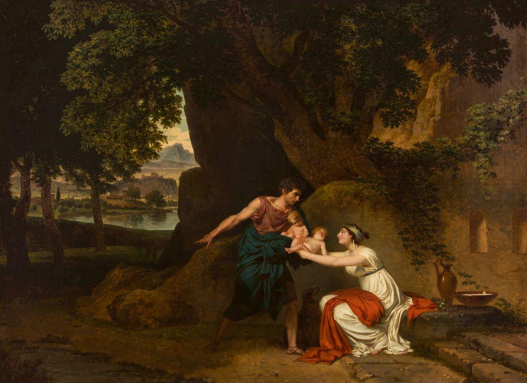 Louis Gauffier (1762-1801), peintre français installé en Italie Art-ga10