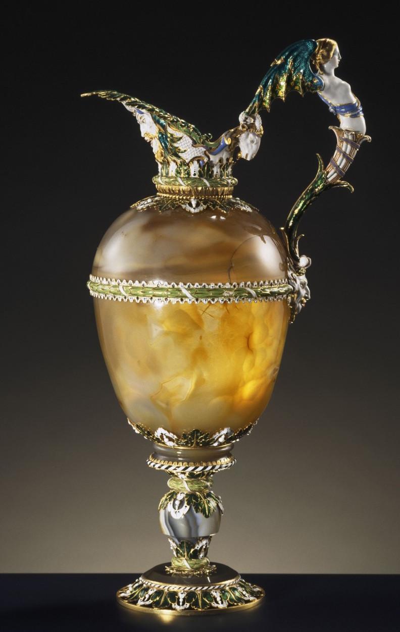 La collection de gemmes de Marie-Antoinette Art44211