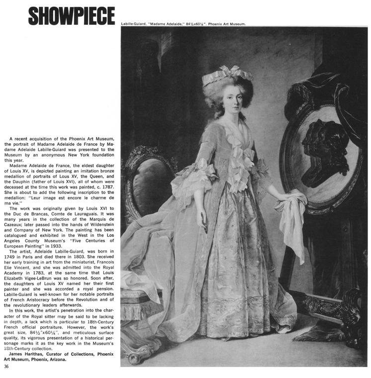 Marie-Adélaïde de France, dite Madame Adélaïde - Page 2 Articl10