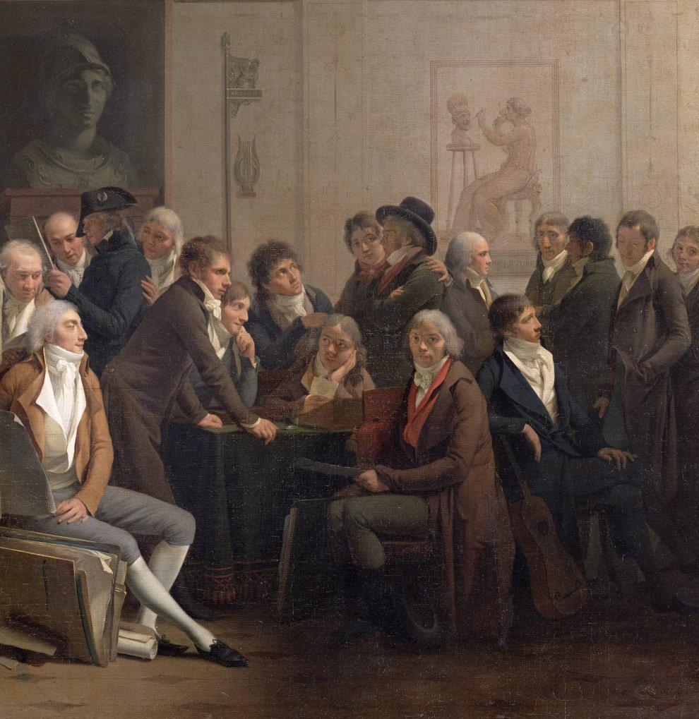 Louis-Léopold Boilly : peintre de la société parisienne de Louis XVI à Louis-Philippe Atelie10