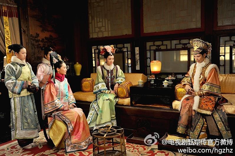 Série : The Legend of Zhen Huan (Empresses in the Palace), les atours de l'aristocratie chinoise au XVIIIe siècle B151f810
