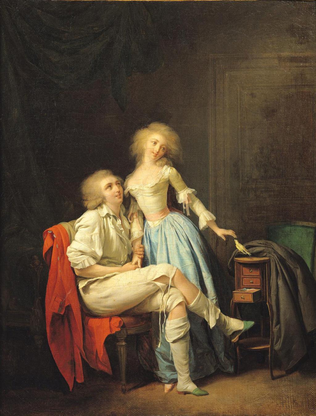 Louis-Léopold Boilly : peintre de la société parisienne de Louis XVI à Louis-Philippe B1626810