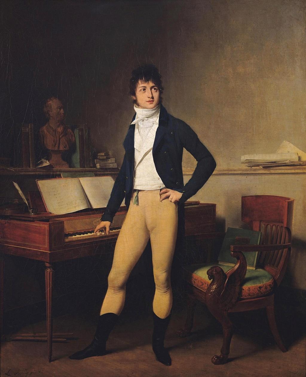 Louis-Léopold Boilly : peintre de la société parisienne de Louis XVI à Louis-Philippe B1775010