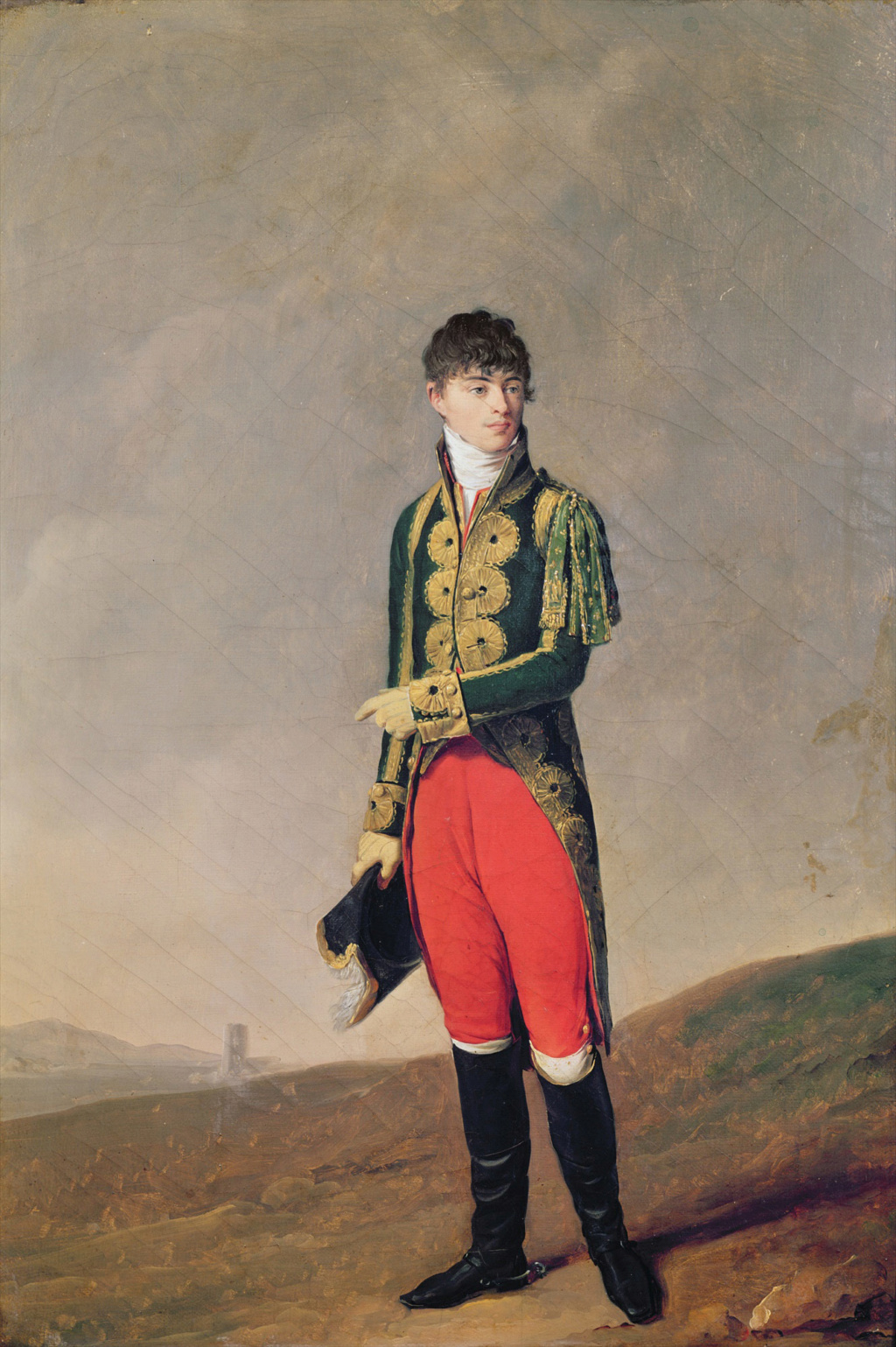 Louis-Léopold Boilly : peintre de la société parisienne de Louis XVI à Louis-Philippe B2129210