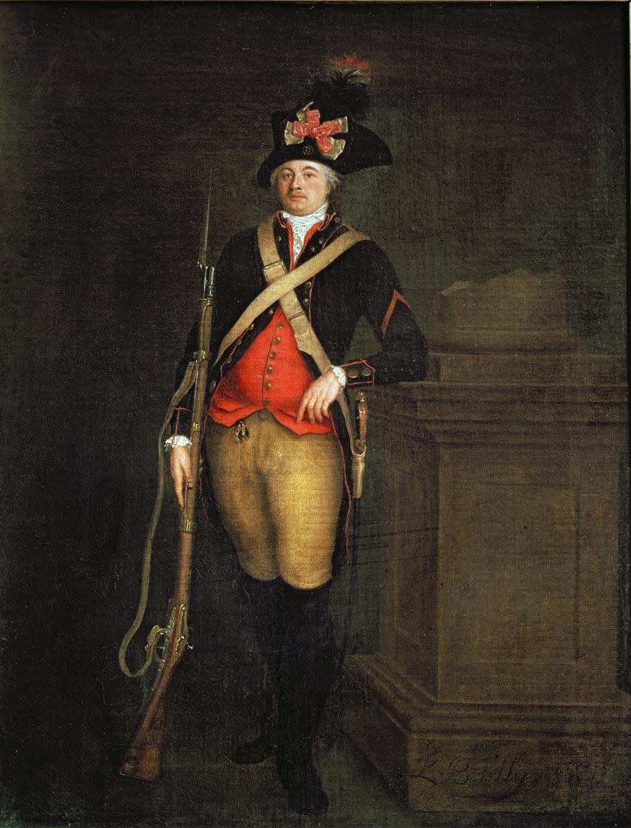 Louis-Philippe d'Orléans, duc de Chartres, puis duc d'Orléans (1785-1790), dit Philippe Égalité - Page 5 B3410210